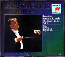 Leonard succinico conducts succinico mass/Dybbuk (Ballet) 3cd Alan Titus Sony