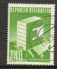 Austria 1959 Europa fine used stamp