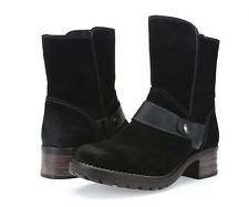 Women's Taos Craft Black suede Boots size 38