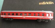 """Märklin h0 4075 colección vagón restaurante """"le Capitole"""", a 3059 o 28590"""