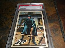 RARE 1958 Parkhurst Zorro (THE ESCAPE #17)  Card Canadian Set nr Mint PSA 7