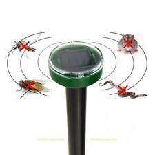 Solar Ultrasonic Gopher Mole Snake Mouse Pest Reject Repeller Repellent Control