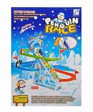 Penguin CORSA RUNNING GO salita scivolamenti con luci lampeggianti + musica