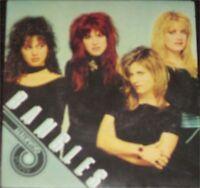 """Bangles, AMIGA Quartett, Eternal Flame ua.. , VG+/EX 7"""" Single 0797"""