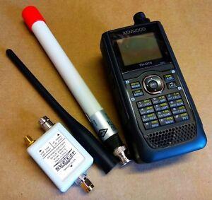 HF - VHF - UHF Antenna Duplexer for Kenwood TH-D74 F7 Alinco DJ-X11 Radio icom