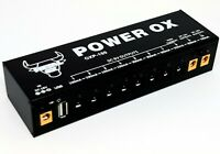 "METAL OX, OXP-100 ""Power Ox"" Power Supply for Guitar Effect Pedal (From UK)"
