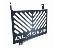 SUZUKI SFV 650 GLADIUS 2009/2014/2015 -GRILLE DE RADIATEUR NOIR 0310S034