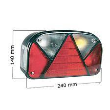 Aspöck Multipoint 2 II rechts Anhängerlampe Rückleuchte Anhängerlicht Heckleucht