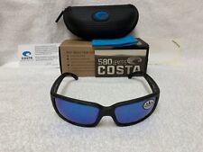 b679d5b4aa31 ... Realtree Xtra Camo Blue 580 Plastic Lens.  131.67. Trending at  134.88.  NEW Costa Del Mar OCEARCH Caballito Polarized Sunglasses Tiger Shark Blue  Glass