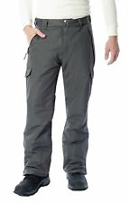Arctix Cargo Snow Pants (Charcoal / Men's / Small Size)