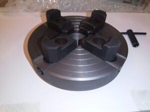 """4 JAW INDEPENDENT  LATHE CHUCK 150MM 6""""  fits  3/4""""X16TPI"""