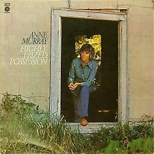 ANNE MURRAY 'PRIZED POSSESSION' UK LP