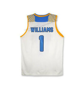 Mikey Williams #1 San Ysidro High School Basketball Jerseys Cougars Shirts