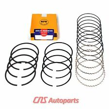 Fit 99-12 Subaru Legacy Outback Impreza Forester 2.5L SOHC Piston Ring Set EJ25