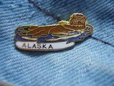 Pin Alaska kanadischer Biber Kleiner Bruder bei den Indianern United States USA