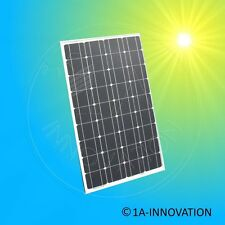 100W Solarmodul Luxor Qualitäts Photovoltaikmodul 100 Watt Solarpanel Solarzelle