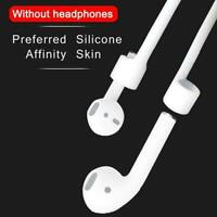 New Magnetic Earphone Strap Silicone Anti-lost Fit E6Y4 For Airpod 2/3 A4U2