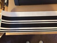 MK1 Golf GTI Side Stripes, VW *NEW* Sticker