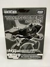 Takara Transformers Animated Black Rodimus Hot Rod MISB