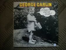 GEORGE CARLIN--A PLACE FOR MY STUFF---VINYL ALBUM