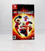LEGO The Incredibles - Nintendo Switch 2018 | Brand New! | Ships Free and Fast!