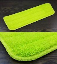 Wischmopp Mopp Mikrofaser grün Ersatzbezug Bodenmopp Bodenwischer Grün 40x14 cm