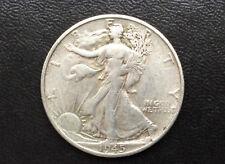 1945-S Liberty Walking Silver Half Dollar U.S. Coin A0601