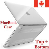 """MacBook Case Clear Frost Hard Slim Matte Cover For Air 13 Pro 15 Retina 11 12"""""""