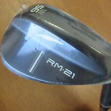 "NEW Fourteen RM21 56/12 Wedge N.S PRO 950GH HT steel shaft Wedge Flex "" BLACK """