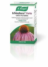 A.Vogel 750 mg Echinaforce Forte Cold and Flu 40 Tablets