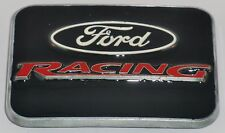 Ford Racing Logo Officially Licensed Belt Buckle
