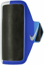 Nike Lean Arm Band - Sports - Fitness -  Blue/Silver