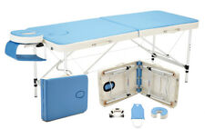 Aluminum Portable Massage Table - Clearance Price - FREE 3-Piece Sheet Set