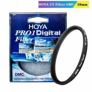 Hoya Pro-1 Digital UV Slim Camera Lens Filter 52 /55 /58 /62 /67 /72 /77 mm UK/-