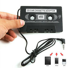3.5mm AUX Car Audio Cassette Tape Adapter Transmitters for Iphone MP3 IPod