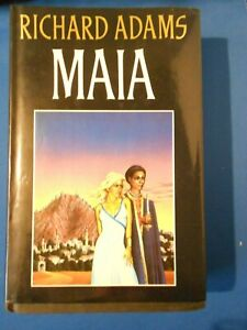 RICHARD ADAMS:MAIA:  FIRST EDITION FIRST PRINT:  EXCELLENT UNREAD COPY