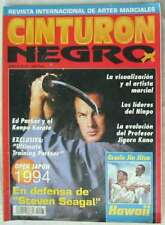 CINTURÓN NEGRO REVISTA ARTES MARCIALES Nº 63 / AÑO V - CON POSTER - VER SUMARIO