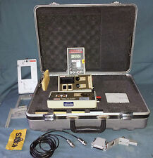 Keithley kVp Meter X-Ray Dosimeter Kit with Accessories
