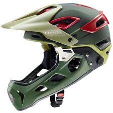 Uvex Jakkyl Fullface Enduro Mountain Bike MTB Helmet Detachable chinpiece Boa L