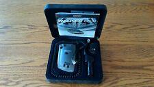 Escort Passport 8500 Radar Detector w/several mounts and cables