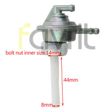 Gas Petcock Fuel Pump Valve For Hammerhead Twister 150cc 200cc 250cc Go Kart