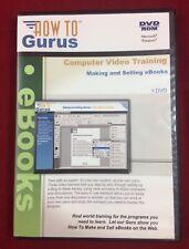How to Gurus Video Based Training  Making And Selling EBooks Adobe Photoshop