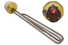 "Telford 14"" Stainless Steel Immersion Heater - SHELINK14SSUNV"
