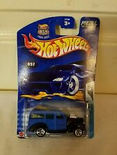"Hot Wheels Wild Wave '40 Woody"" Diecast, Collectors #057"