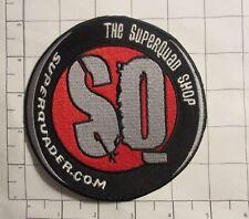 Superquad Patch - The Superquad Shop
