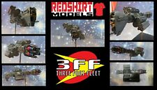 Omega Class Destroyer plastic & resin model kit (3FF)