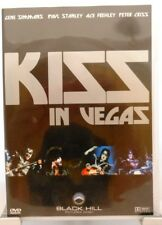 KISS + DVD + In Vegas + 103 Minuten Rock vom Feinsten + KISS Live + KISS Footage