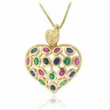 Heat & Pressure Gold Fine Necklaces & Pendants