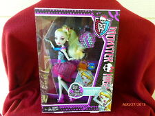 2011 MATTEL MONSTER HIGH DOT DEAD GORGEOUS LAGOONA BLUE GIFT SET I