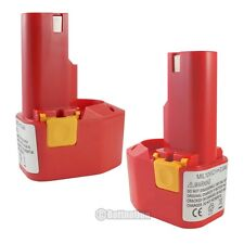 2 x 12V 2000mAh 2.0AH Battery for MILWAUKEE 48-11-0200 48-11-0140 Cordless Drill